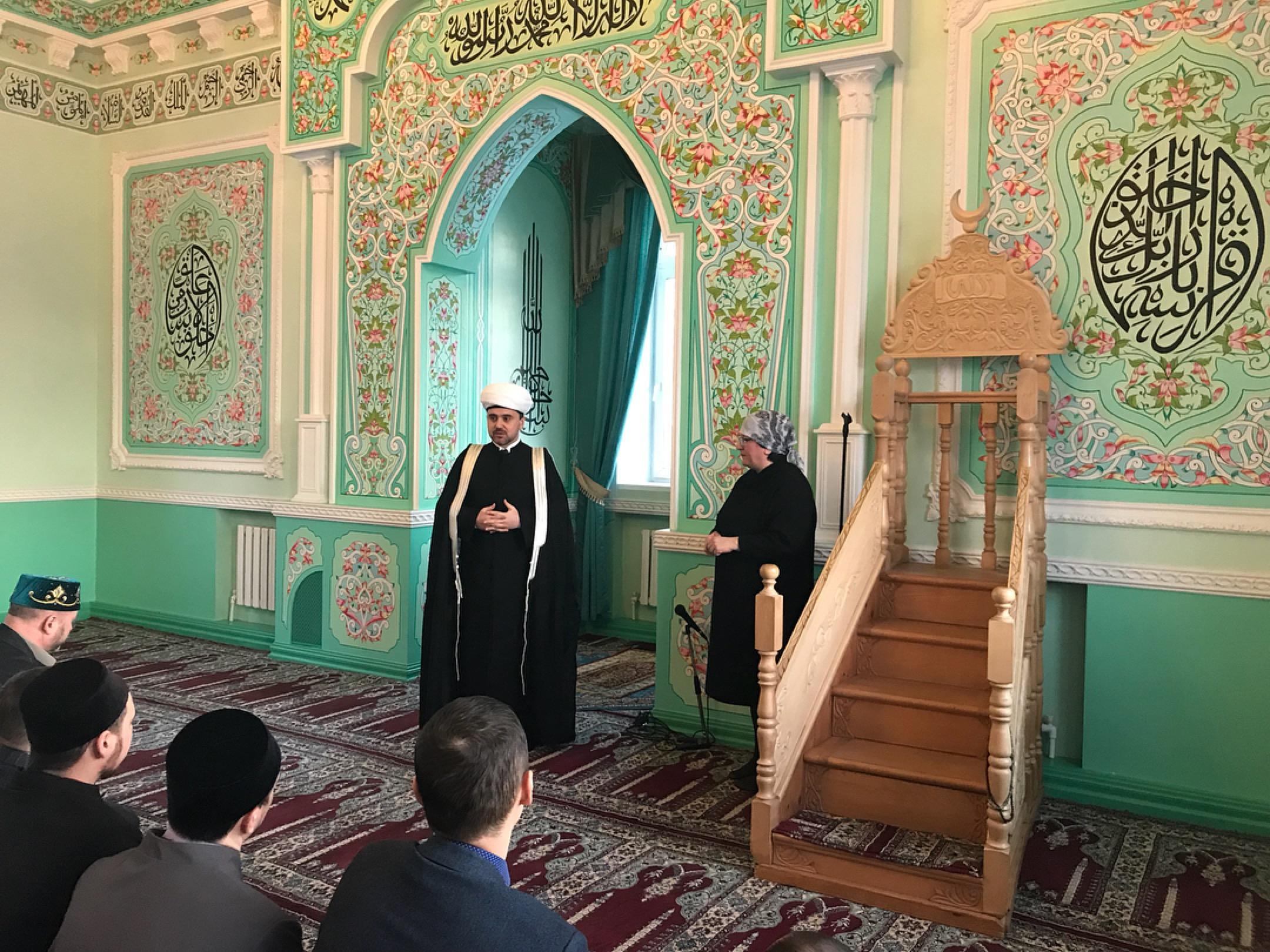 В Щелково состоялась встреча руководителей мусульманских общин Подмосковья с Председатеем ДУММО и Зампредом правительства МО